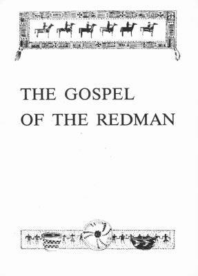THE GOSPEL OF THE REDMAN