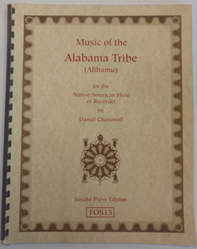 Music of the Alabama Tribe