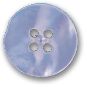 MOTHER-OF-PEARL FOUR-HOLED BUTTON 7/8''