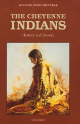 THE CHEYENNE INDIANS VOLUME I