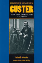 A COMPLETE LIFE OF GENERAL GEORGE A. CUSTER-Volume 2