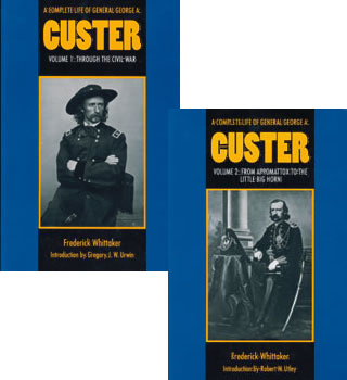 Set of Both Custer Volumes
