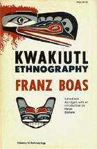 Kwakiutul Ethnology
