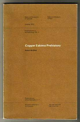 Copper Eskimo Prehistory
