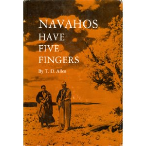 Navahos Have Five Fingers
