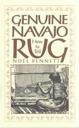 Genuine Navajo Rug...How to tell