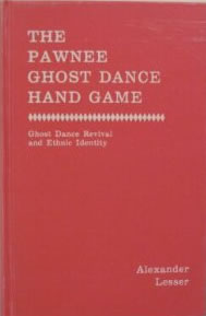 The Pawnee Ghost Dance Hand Game