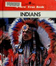 A New True Book of Indians