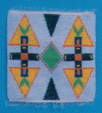 6''x 6'' BEADED PIECES