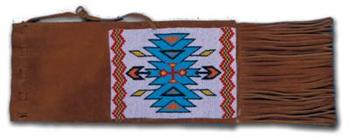 PLAINS BEADED PIPE BAG KIT