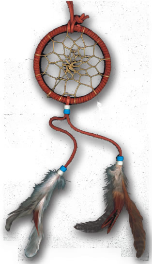 3'' DREAM CATCHER
