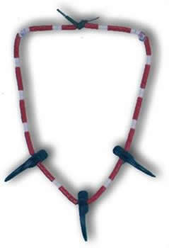 EAGLE CLAW NECKLACE 8 KITS