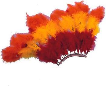 Oklahoma Style Feather Roach