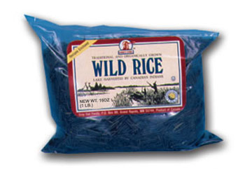 GREY OWL WILD RICE