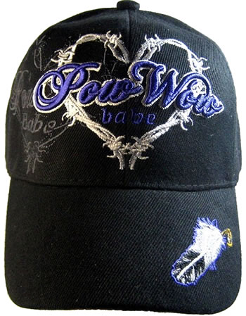 Native Pride Pow Wow Babe & Feather Hat