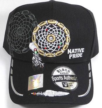 Native Pride Baseball Cap - Dream Catcher Hat