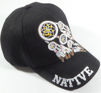 Native Pride Dream Catcher Hat