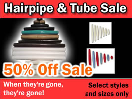 Hairpipe & Tube Sale