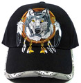 Native Pride Wolf Hat