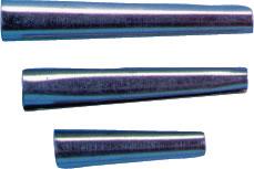 TIN CONE JINGLES 1 1/4'' - 50 PACK