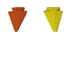 Plastic Arrowheads