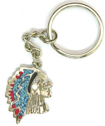 Indian Key Chain