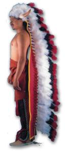 Ready-Made Mandan Horned Bonnet