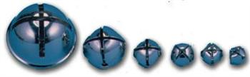 METAL 'JINGLE' BELLS 3/4'' Diameter