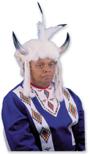 Medicine Man Horned Headdress Kit