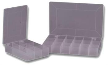 Plastic Storage Box 5 1/2'' x 7''