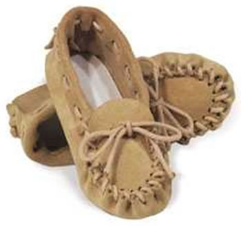 Child Moccasin Kit