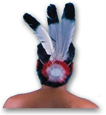 Sioux Coup Award Headdress Kit - 8 Pack