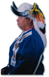 Ceremonial Buffalo Dance Headdress Kit