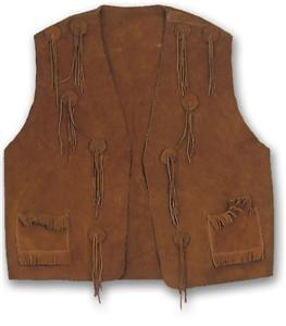 Children Leather Vest Kits