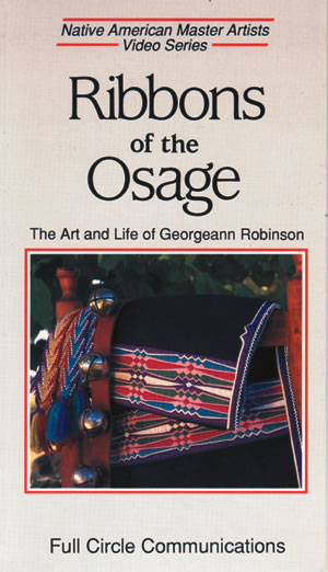 Ribbons of the Osage VHS