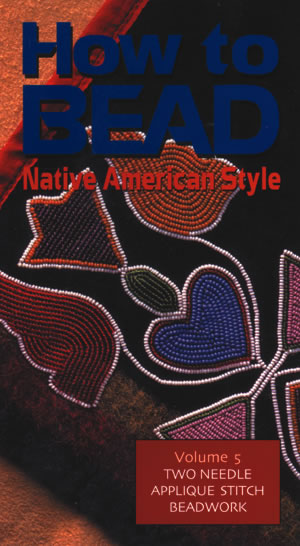 How To Bead Vol. 5 - Applique Beading DVD