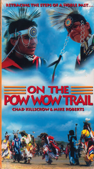 ON THE POW WOW TRAIL VHS