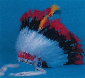 SUPER DELUXE READY- MADE HEADDRESS