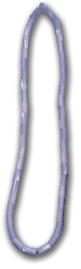 GENUINE SHELL WAMPUM - Strand of Approx. 40 Beads